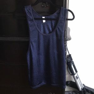 American Apparel Mesh Tank Top